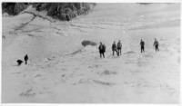 Palisade Glacier (2 images)