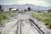 Flood tracks
