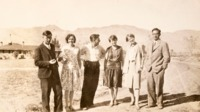 Deep Springs faculty 1930-1931