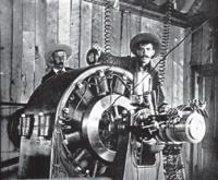 Ames 3000 volt generator