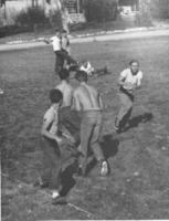 E-W football game, 51-52