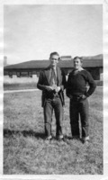 Bob Aird and Henry Hayes