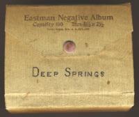 Eastman Kodak negative book (5 images)