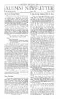 DS Alumni Newsletter August 1969