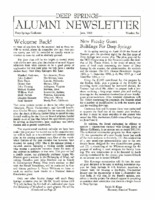 DS Alumni Newsletter June 1968