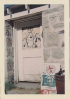 Dairy Barn Door