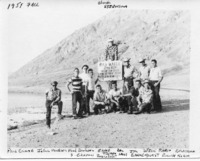 Group at Badwater