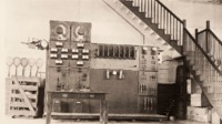 Casper plant switchboard