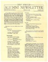 DS Alumni Newsletter February 1966
